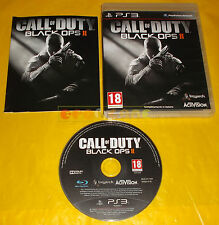 CALL OF DUTY BLACK OPS II 2 Ps3 Versione Ufficiale Italiana ○○○○ COMPLETO - BU