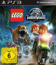 Playstation 3 Spiel: Lego Jurassic World PS-3 Neu & OVP