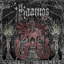DAMAGED ARTWORK CD Kaamos: Lucifer Rising