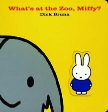 Miffy - Whats At The Zoo Miffy (2004) - Used - Childrens