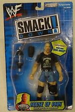 WWF Stone Cold Steve Austin Smack Down! action figure NIB JAKKS House of Pain