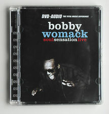 BOBBY WOMACK - DVD-Audio - Soul Sensation Live