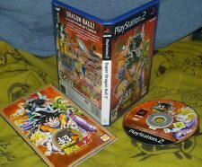 SUPER DRAGON BALL Z - PlayStation 2 PS2 Gioco Game Play Station