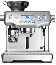 Breville BES980XL Oracle Espresso Machine, Silver: Perfect Italian Caffè