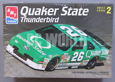 AMT Nascar  Quaker State  FORD THUNDERBIRD #26 1/24 Model -SEALED- #1
