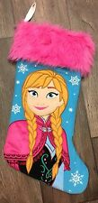 Disney Frozen Ana Christmas Stocking