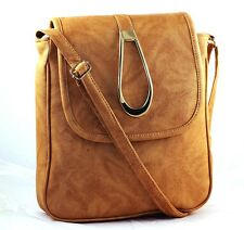 NEW HANDBAGS SLING HAND SHOULDER FOR LADIES WOMEN GIRL LEATHER PURSE BAGS
