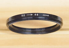 Step-down Ring 52-46mm