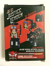 3rd PARTY HEAD MASTER OPTIMUS PRIME 'Justice Leader'