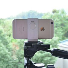 Adjustable telescope Tripod Holder Fully Metal Cell Phone Tripod Mount Adapter