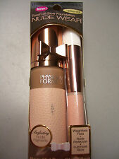 PHYSICIANS FORMULA TOUCH OF GLOW FOUNDATION NUDE WEAR # 6438 LIGHT/MEDIUM