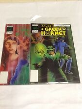Tales Of The Green Hornet #1 & 2 Complete(1990) High Grade  (000331) See Pics