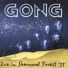 Live in Sherwood Forest '75 by Gong (CD, May-2005, Major League Productions)