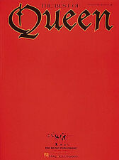 Best Of KILLER Queen Learn to PLAY ROCK Pop Piano Guitar PVG Music Book