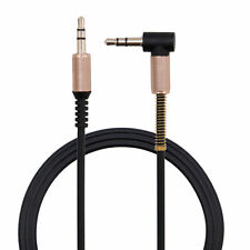 3,5mm Stereo Klinken Audio Klinke AUX Kabel Stecker für iPhone MP3 Auto Handy
