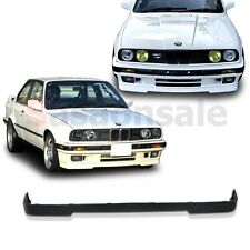 84-92 BMW E30 3 Series 318 325 Lower Valance IS Front PU Bumper Lip Spoiler