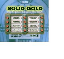 Solid Gold the Greatest Jukebox Hits ever HANK BALLARD THE DRIFTERS PERCY SLEDGE