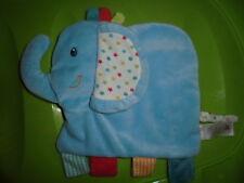 ( wie Neu )    Elefant  Schmusetuch   Schnuffeltuch   NICOTOY