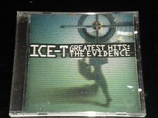 Ice-T - Ice-T Greatest Hits - The Evidence - 17 Great Tracks - 2000