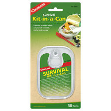 Coghlans Survival Kit-in-a-Can  Hiking & Hunting Camping Equipment 9850