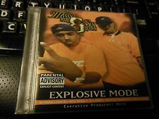 Explosive Mode [PA] by Messy Marv/San Quinn (CD 1998, Presidential Records) rap