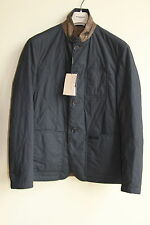 NEW BURBERRY(M) REVERSIBLE MILITARY QUILT BLAZER