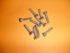 STIHL CHAINSAW 029 039 MS250 MS290 MS390 TS460 HANDLE BAR SCREWS  10 PACK  D5X24