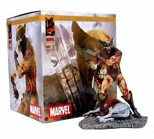 Marvel Zombies comics Wolverine ZOMBIE Statue Figurine dst toys