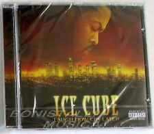 ICE CUBE - LAUGH NOW, CRY LATER - CD Sigillato