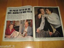 OGGI 1991/48=ROBERTO BENIGNI=ALBERTO SORDI=TAVERNOLA (COMO)=RITAGLIO=CLIPPING=