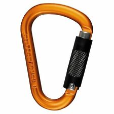 Skylotec 22kn passo 3 way karabiner ideal for tree climbing tree surgeons