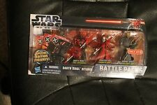 Darth Maul Returns Star Wars Battle Pack Savage Opress NightSister TARGET 2012