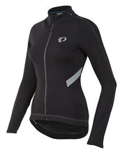 Pearl Izumi 2017 Women's P.R.O. PRO Pursuit Thermal Cycling Jersey Black Small