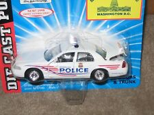 Road Champs Washington DC Police 1998 Ford Crown Victoria
