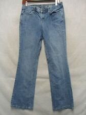 D2694 Converse One Star Stretch Killer Fade Straight Jeans Women 31x31