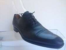 Mens Bruno Magli black leather oxfords Men's Shoes Size 13 M