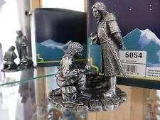 Myth and Magic - 5054 Merry & Theoden - NEW Tudor Mint LORD OF THE RINGS & Box