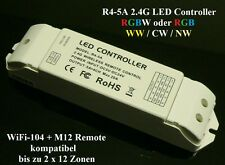 LTECH R4-5A LED RGB+W RGBW Stripe 2.4 GHz Wireless WLAN Controller 5V 12V 24V 5A