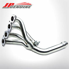 STAINLESS STEEL MANIFOLD EXHAUST HEADER - TOYOTA COROLLA 1.8L I4 E110 98-01