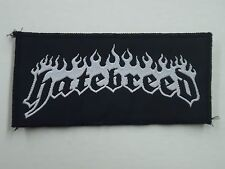 HATEBREED WOVEN PATCH