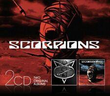 SCORPIONS - COMEBLACK/ACOUSTICA 2 CD NEW+ +++++++++++++++