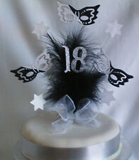 MASQUERADE MASK  CAKE TOP/TOPPER / ANY AGE /18th/21st/30th/40th/50th/60th/70th