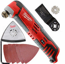 NEW InBOX Milwaukee M12 Multi-Tool 2426-20 12V USE With 48-11-2420 48-11-2401 +