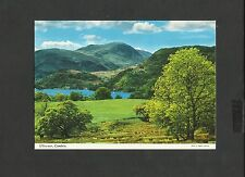 John Hinde Colour Postcard Blea Tarn and Langdale Pikes Cumbria Unposted