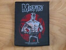 MISFITS - LUKIC (NEW) SEW ON W-PATCH OFFICIAL BAND MERCH