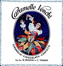 L.Cappiello-VENCHI-caramelle-pulcinella-Livorno-Cannes.