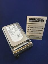 "Dell GY581 73 gb internal 15000 rpm 3g sas 3.5"" hard drive ST373455SS 9Z3066-054"