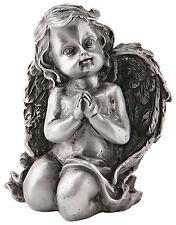 Grabengel, Engel aus Aluminium, Schutzengel, Grabschmuck, Allerheiligen, Tod