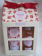 Heathcote & Ivory Vintage Bathtime House Mimosa & Pomegranate NEW GIFT LOVELY