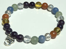Lucky Stone Crystal Bracelet - Attract Wealth, Money, Luck, and Opportunity